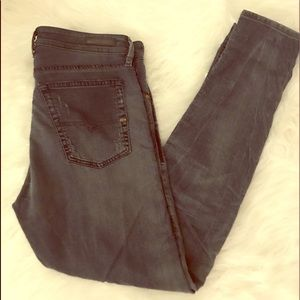Diesel dark washed slim size 32/40
